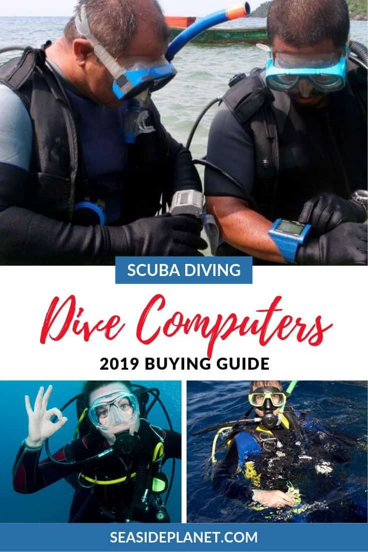 The 5 Best Air Integrated Dive Computers of 2021