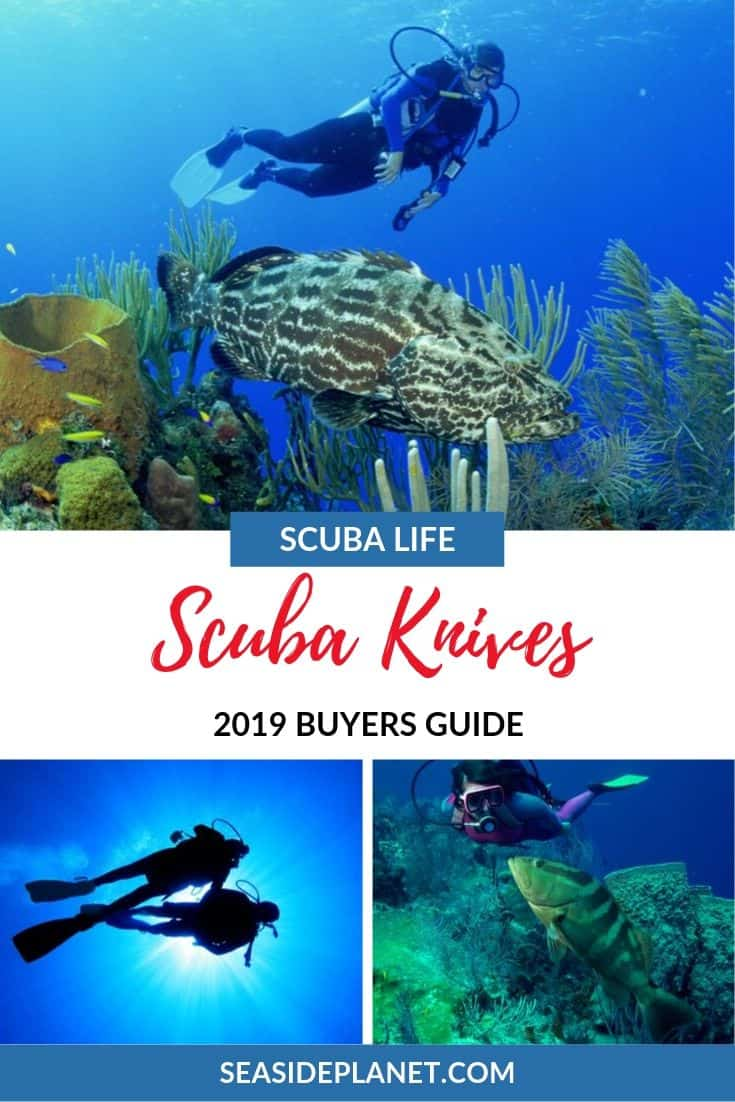What is the Best Scuba Knife of 2021?