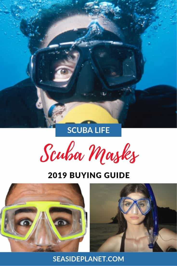 Choosing the Best Scuba Mask of 2021 [Buying Guide]