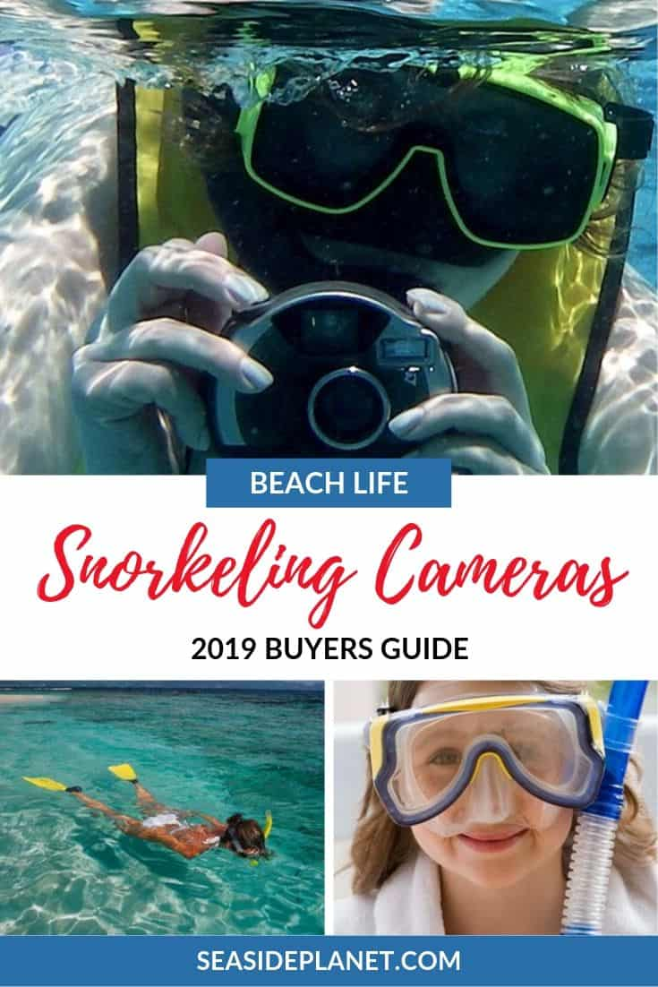 Best Camera for Snorkeling in 2021: Complete Reviews with Comparisons