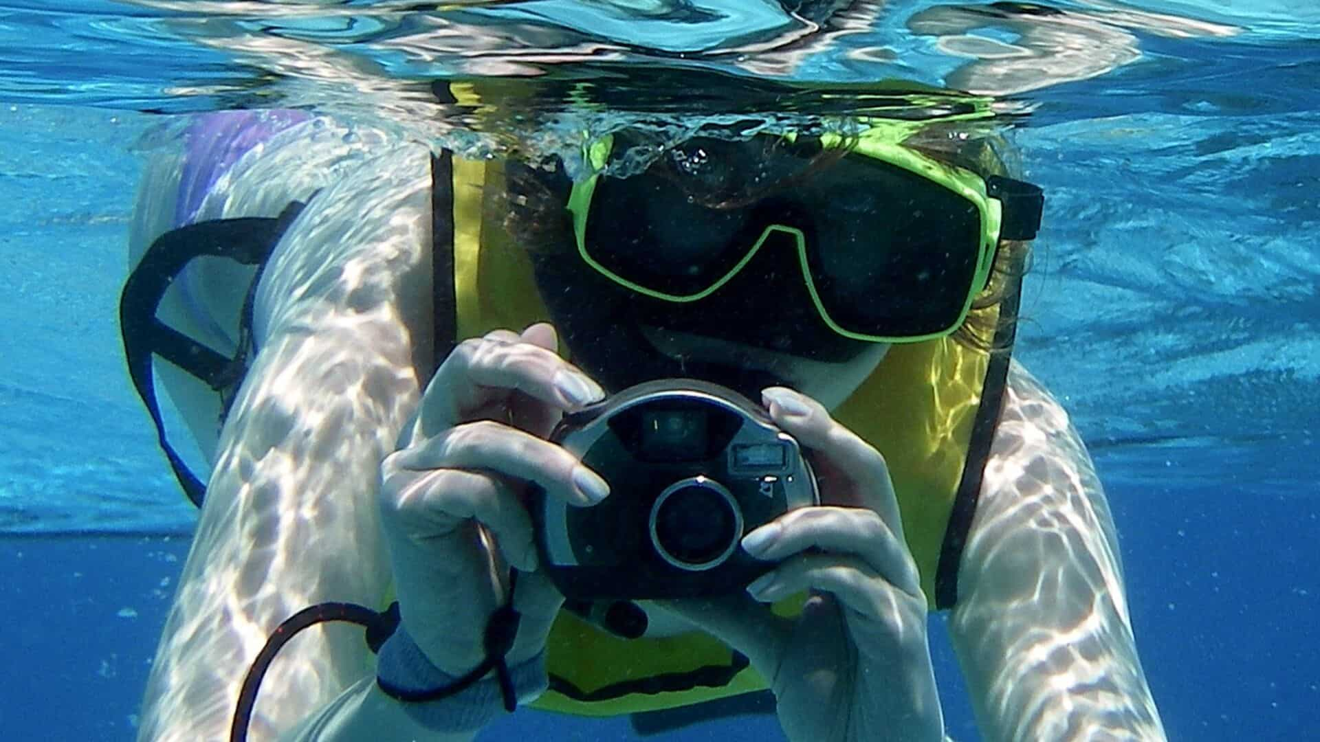 best camera for snorkeling