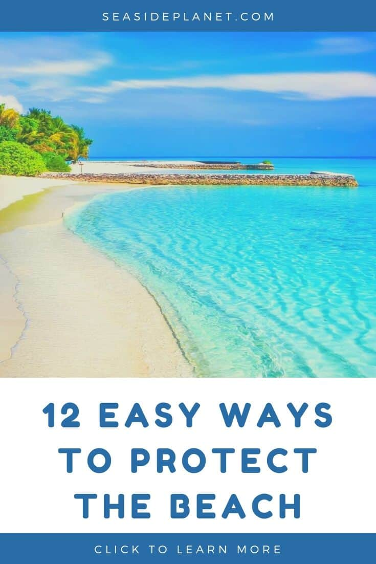 12 Easy Ways to Protect the Beach