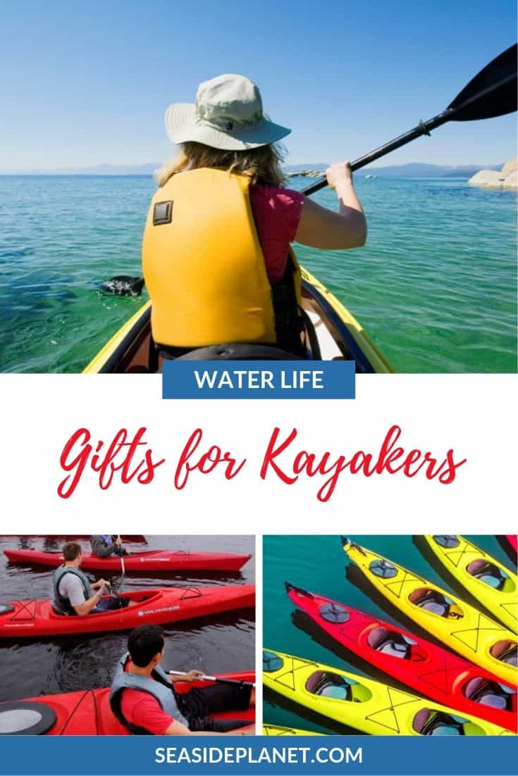 Need a great gift for the kayaker in your life? Well look no further as we\'ve got 21 of the best gifts for kayakers in 2019. Click to see the list!