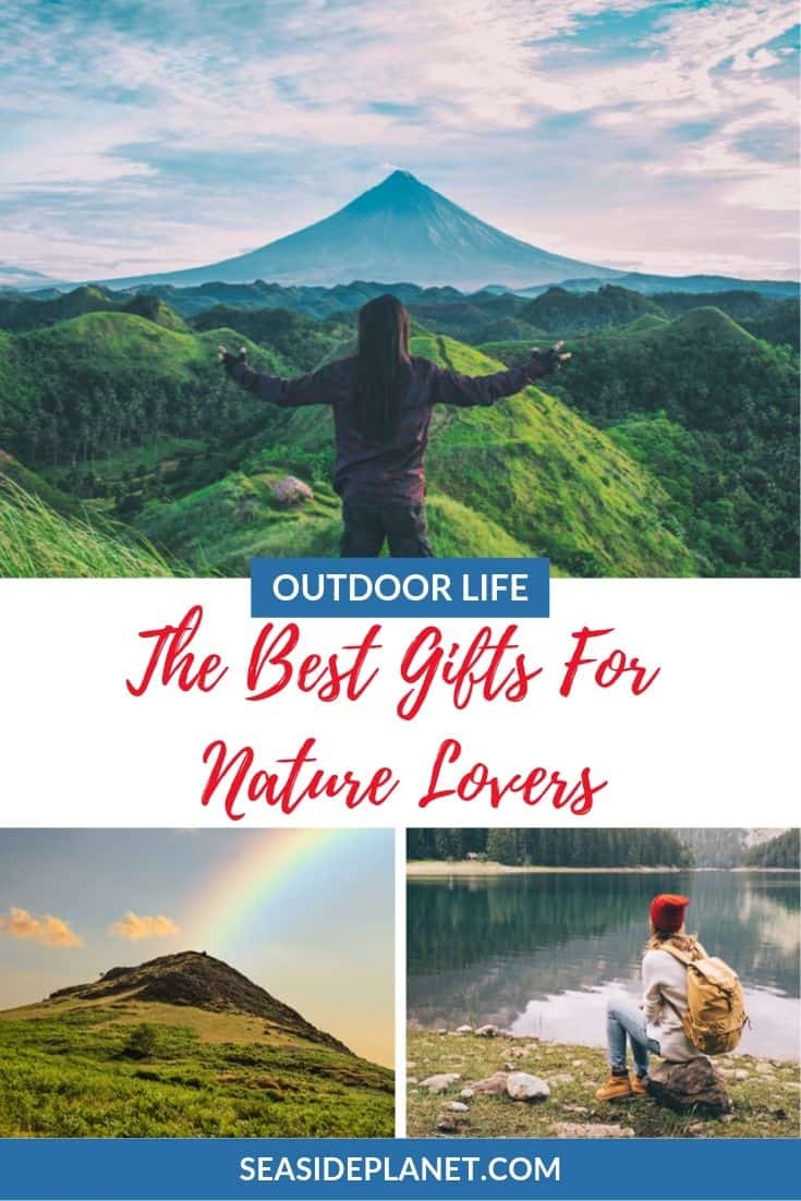 Looking for the best gifts for nature lovers? The perfect gift for an outdoor enthusiast should fuel adventure and encourage them to explore the wild.