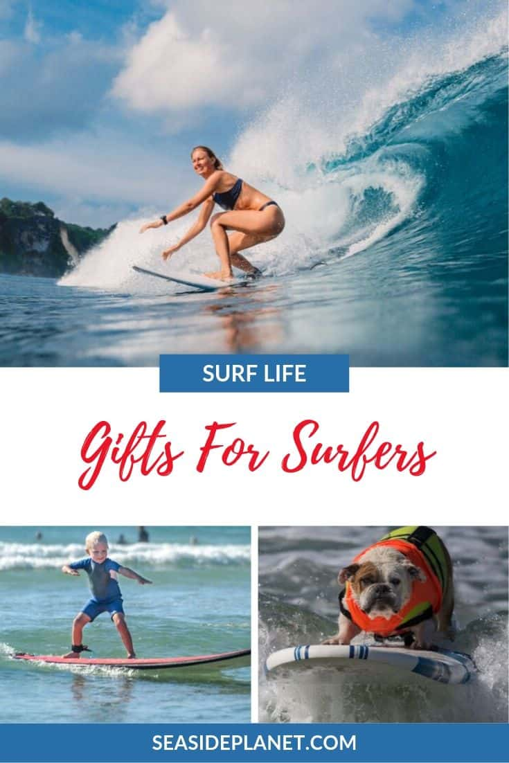 Looking for the best gifts for surfers? You've come to the right place! Surfing is a popular pastime for people all over the world, and such a passionate following makes it an easy hobby to shop for.
