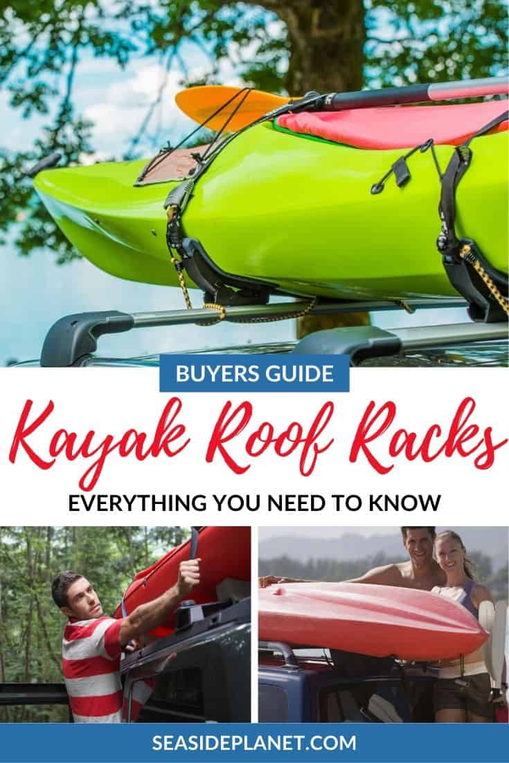 Are you searching for the Best Kayak Roof Rack of 2019? We\'ve got you covered with the top options on the market plus an updated buying guide!