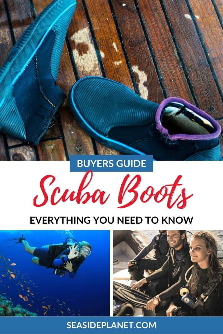 What are the Best Scuba Boots of 2021? [Buying Guide]