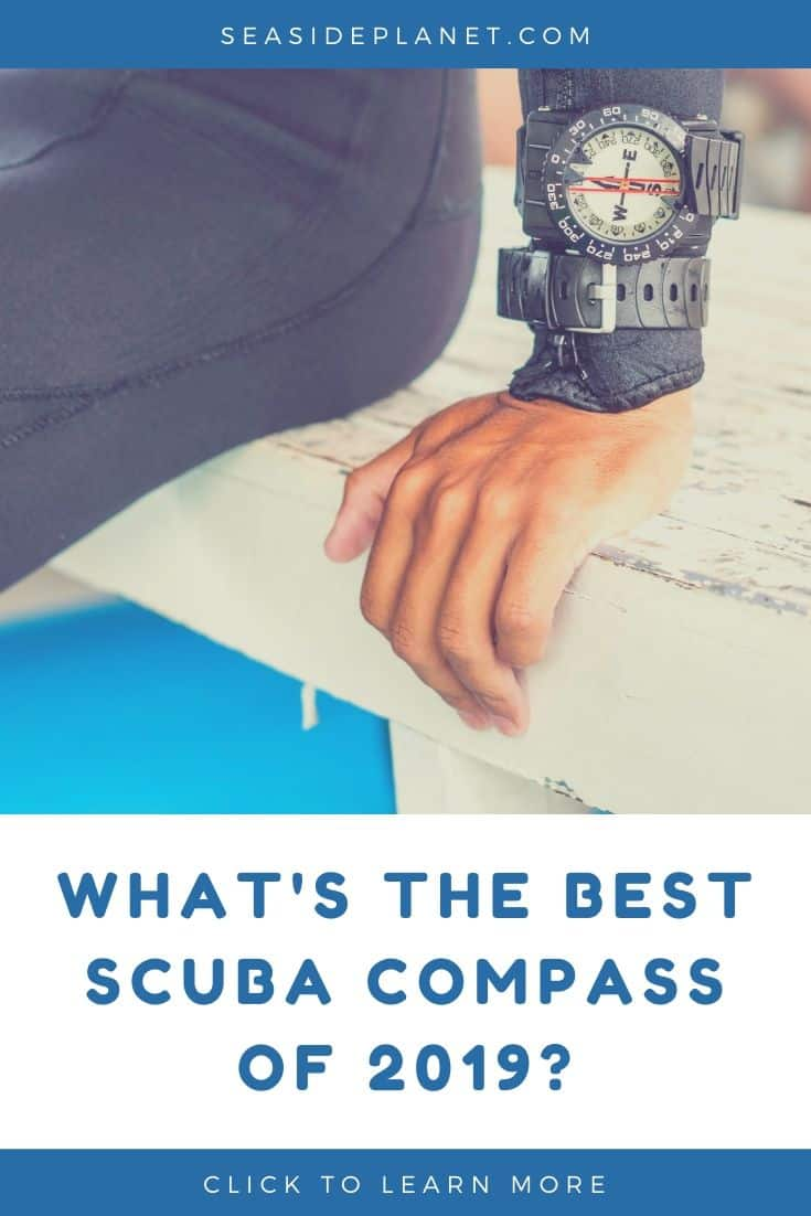 If you're looking for the best scuba compass on the market today, you've come to the right place! An essential piece of gear when exploring the underwater world, compasses provide direction above and below the water, in poor visibility and in the deep blue.