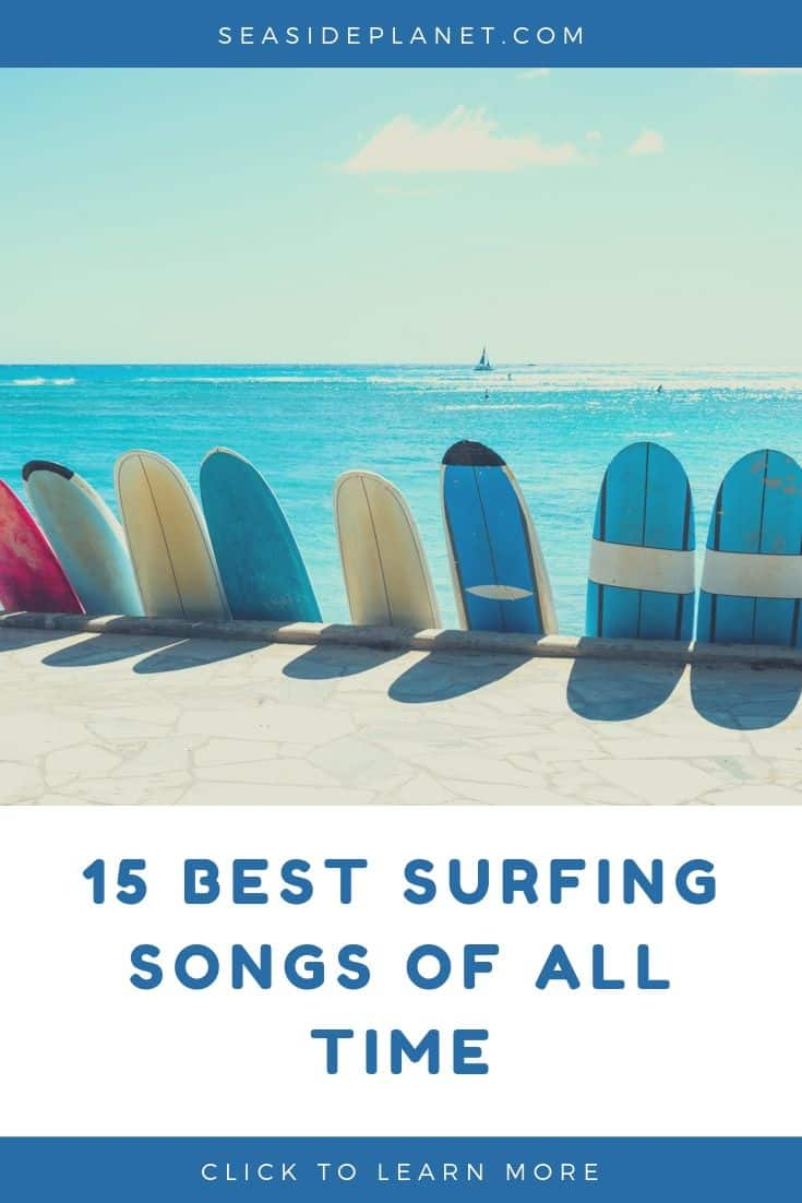 15 Best Surfing Songs of All Time