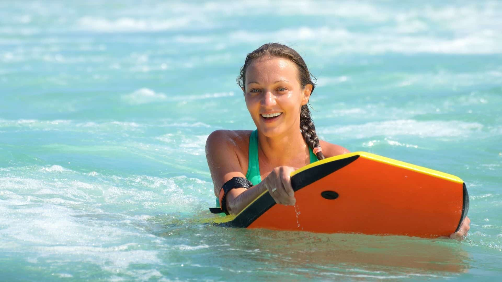 how to practice bodyboarding at home
