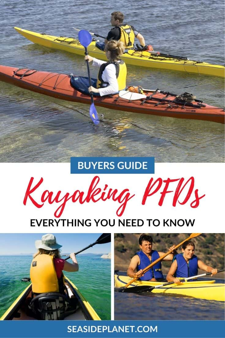 10 Best PFDs for Kayaking in 2021: Buyer's Guide