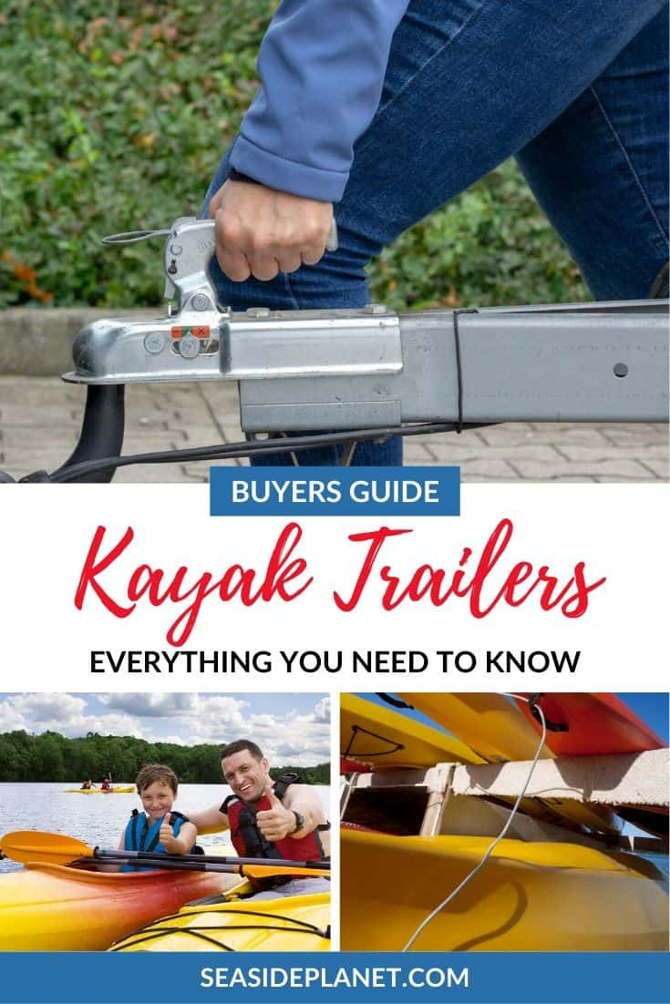 5 Best Kayak Trailers of 2020: Buyer's Guide