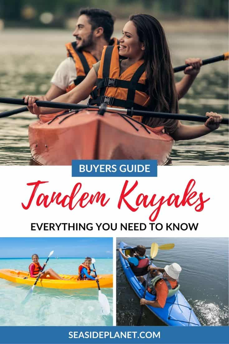 Adventure Together: The Best Tandem Kayaks in 2020 [Buying Guide]
