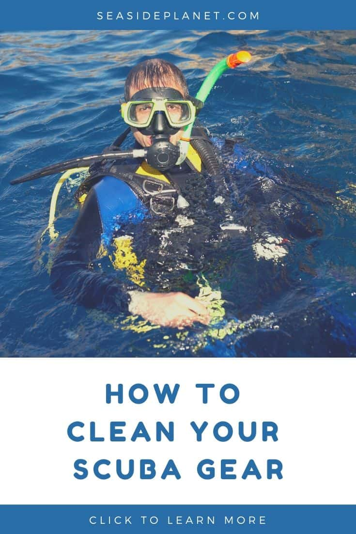 How to Clean Scuba Gear: What Every Diver Needs to Know