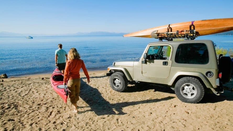 what to take on a kayaking trip