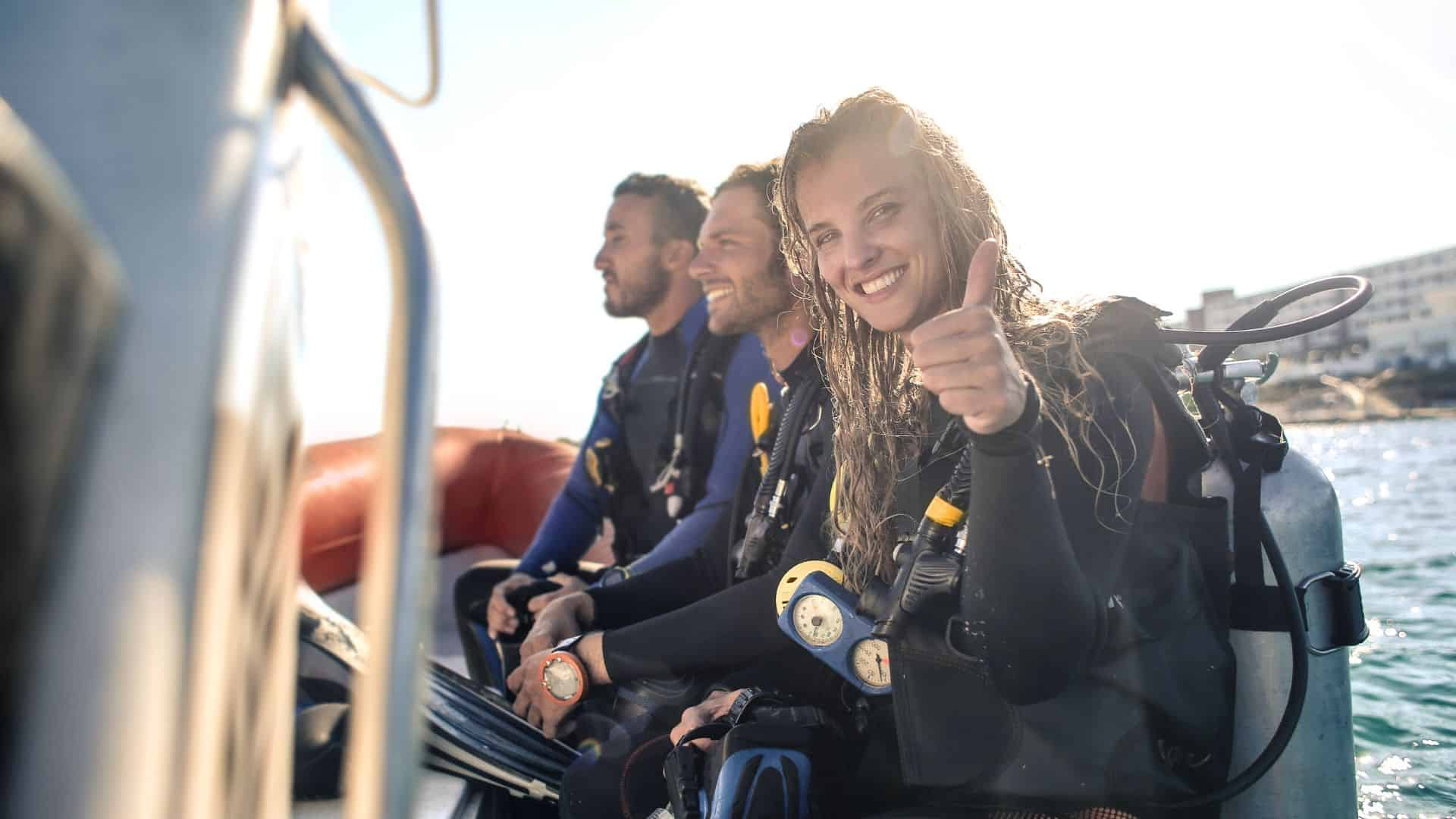 best places to scuba dive for beginners