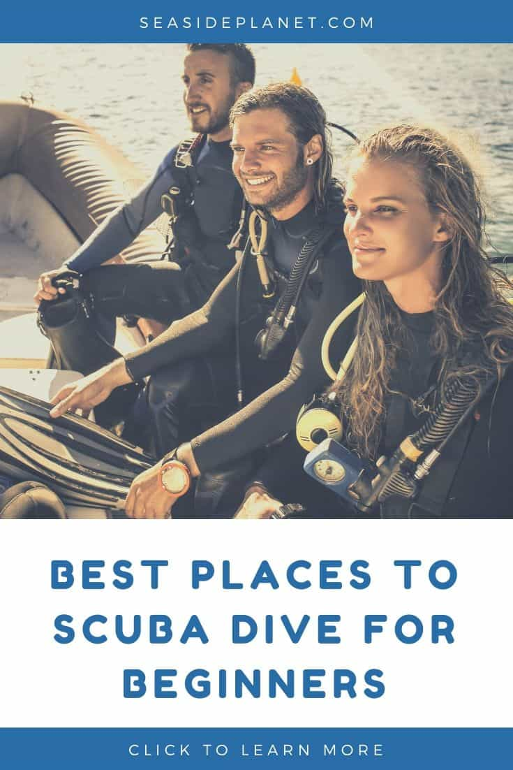 The Best Places to Scuba Dive for Beginners [2020 Guide]