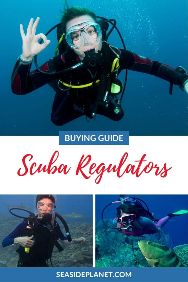 The 5 Best Scuba Regulators of 2021 [Buying Guide]