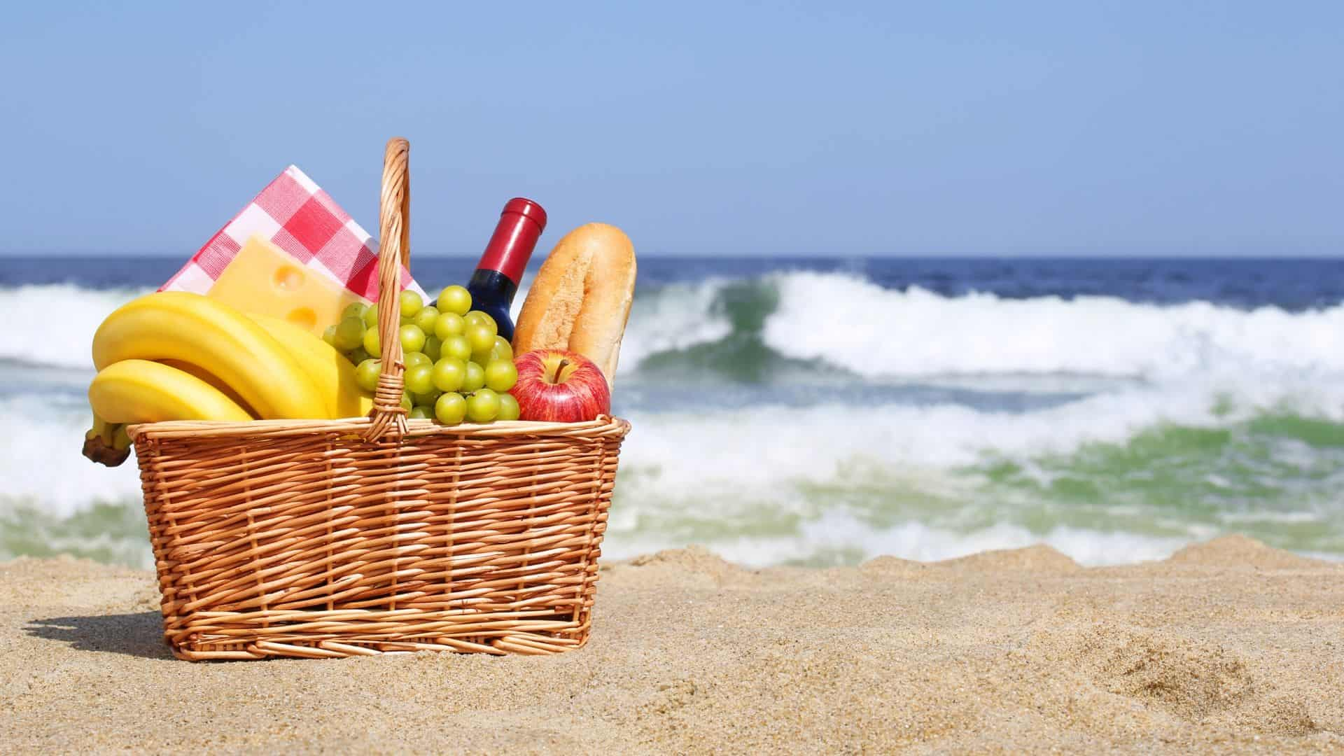beach picnic guide