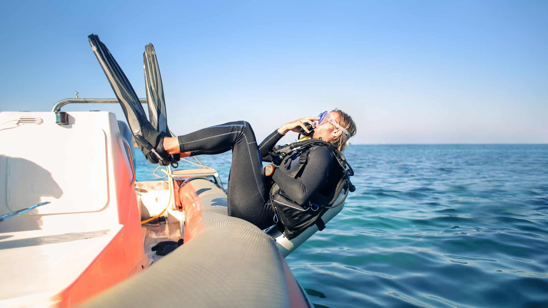 best gifts for scuba divers