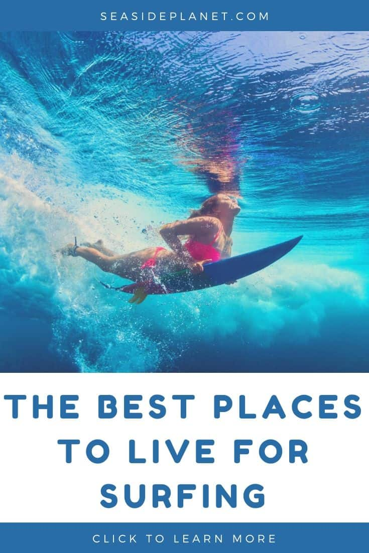 The Best Places to Live for Surfing: 2020 Guide