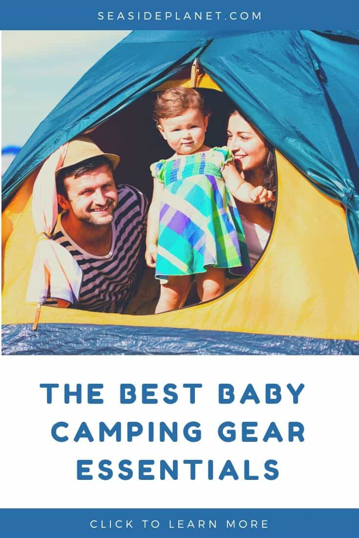 Best Baby Camping Gear Essentials In 2020: Buyer's Guide