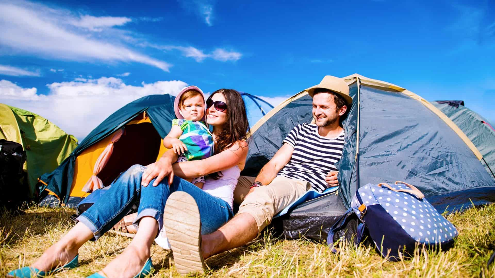 best baby camping gear